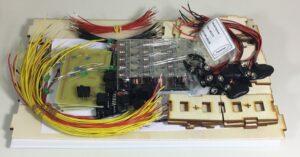 2-Bit-Computer ausgepackt