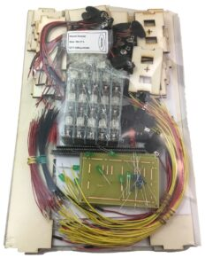 2-Bit-Computer Bausatz verpackt